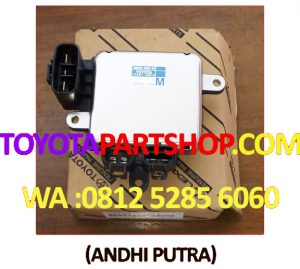 jual modul fan alphard original hub 081252856060
