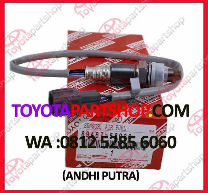 jual oksigen sensor atas toyota alphard ANH20 original
