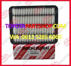 jual saringan udara toyota hiace original untuk pemesanan wa 081252856060