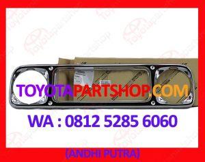 jual grille radiator hardtop fj40