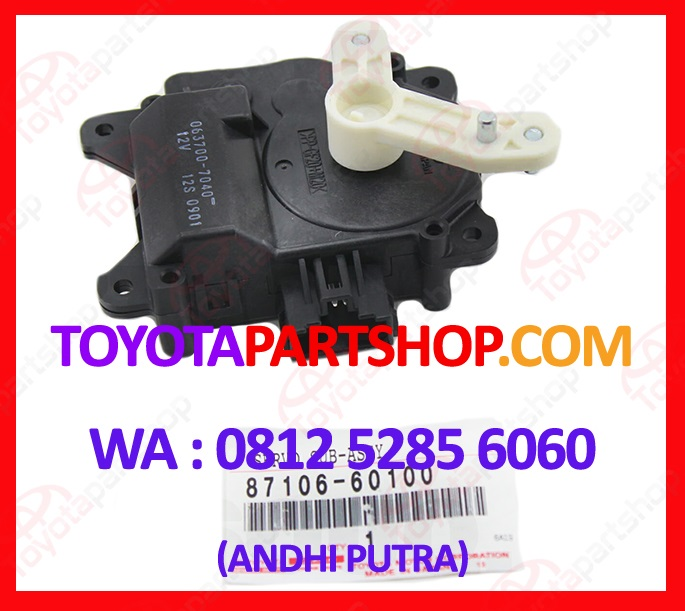 jual motor servo land cruiser original
