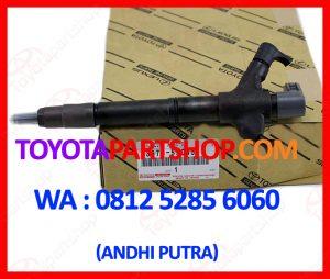 jual injector toyota land cruiser 200 HUB 081252856060