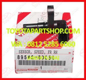 jual speed sensor toyota LC 200 Original hub 081252856060
