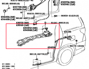gambar motor sliding door