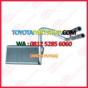 jual heater toyota prado trj150 hub 081252856060